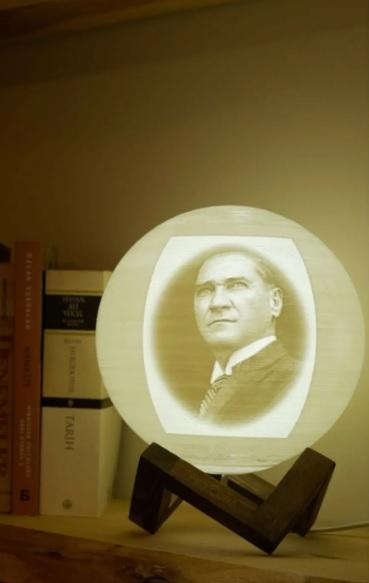 Atatürk Gece Lambası