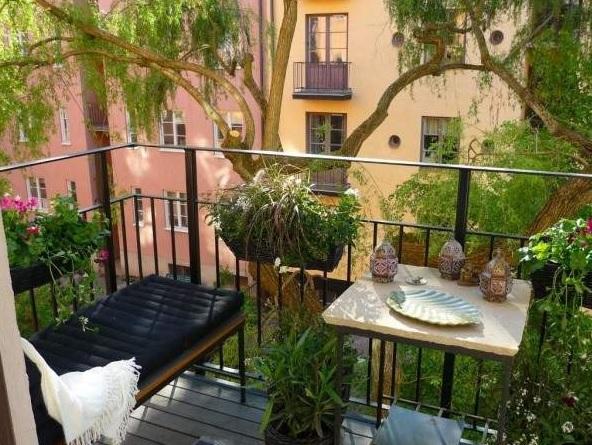 En Yeni Balkon Dekorasyonu