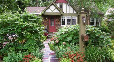 Modern Bahçe Dekorasyonu Örnekleri