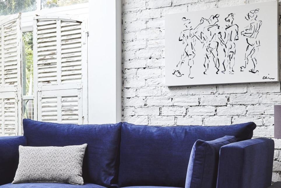 1+1 Ev Dekorasyonu : Dekoratif Tablolar