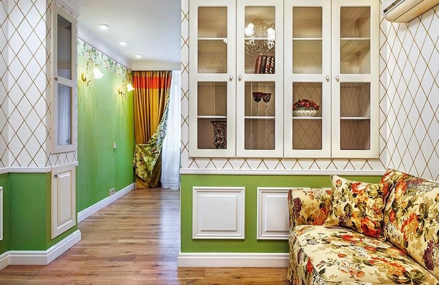 1+1 Ev Dekorasyonu : Renkli Tasarımlar
