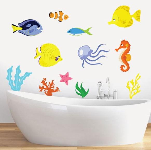 Çocuk Odası Duvar Stickerleri : Koçtaş