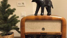Dekoratif Nostaljik Eski Radyolar