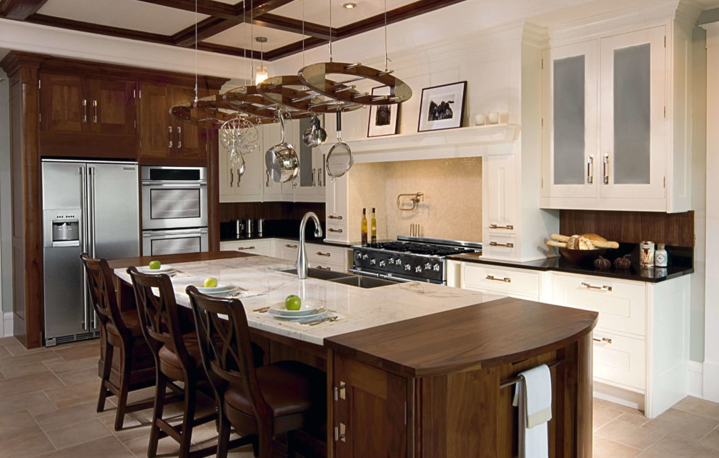 Country Style Kitchen Decoration